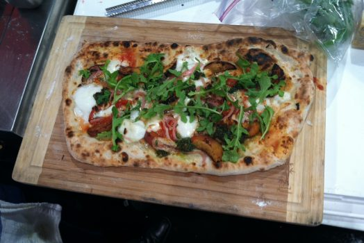 4 Contadino Concepts Introduced at Pizza Expo 2015