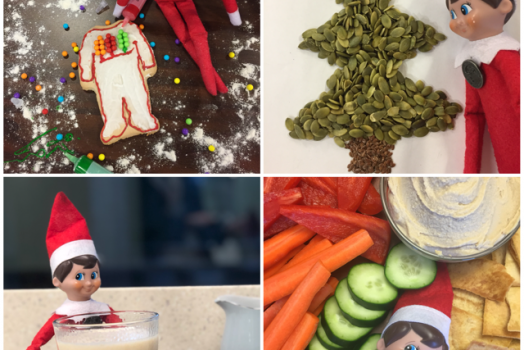 Relive Our Elf on the Shelf 2018 Adventure