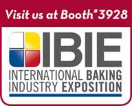 IBIE 2016 International Baking Industry Expo