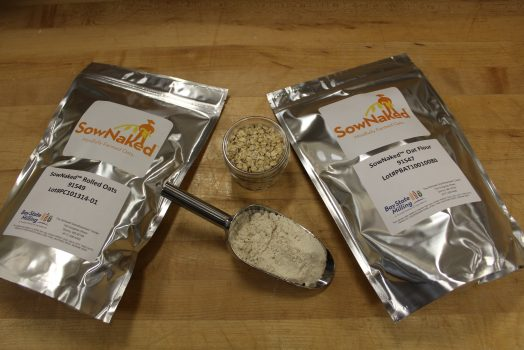 SowNaked Oats Named Nexty Award Finalist