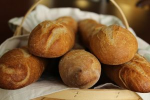 Baguettes from Bay State Milling Company.