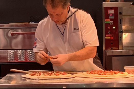 Indiana Pizzaiolo Wins Big Using Bay State Milling Flour