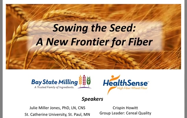 Webinar: Sowing the Seed: A New Frontier for Fiber