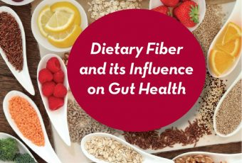 Dietary Fiber and its Influence on Gut Health